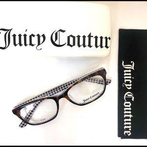 Juicy Couture Accessories - Juicy Couture Eyeglasses Havana Brown JU 303 086